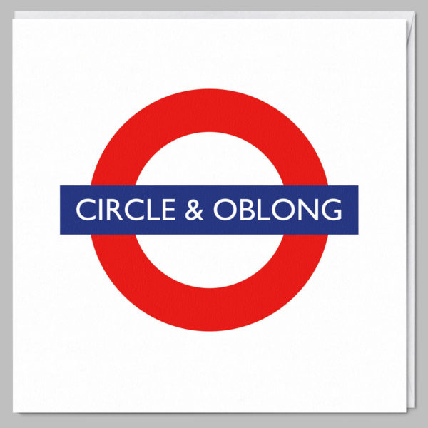 product square card circle and oblong a