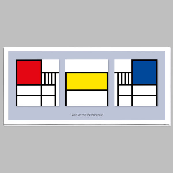 product wide card mondrian table a