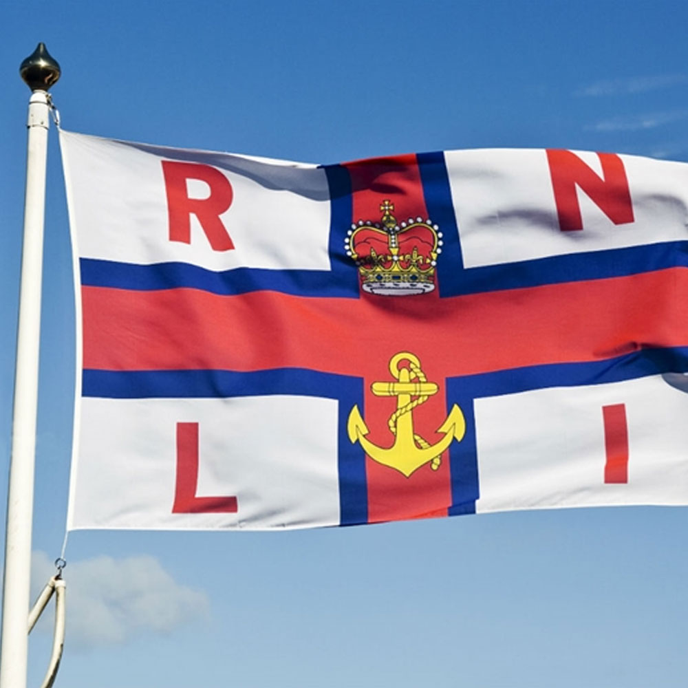 Stocked by RNLI Shops